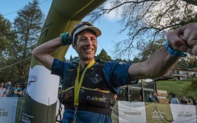 Man vs mountain: Christiaan's 100km UTD